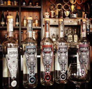 Noble Coyote Mezcal tasting at Tahona! @ Tahona Bar