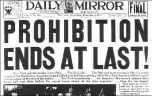 Prohibition Repeal Day Celebration @ Tahona Bar
